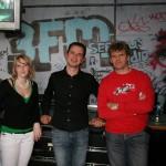 Op bezoek bij 3FM