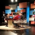 Geïnterviewd door RTV-NH